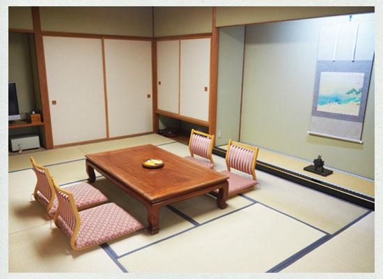 村杉温泉 風雅の宿 長生館/客室