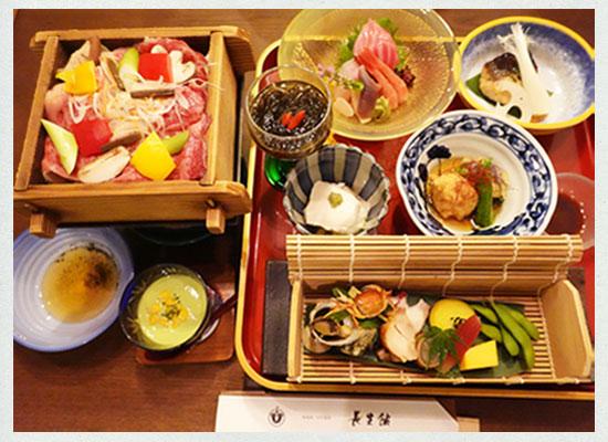 村杉温泉 風雅の宿 長生館/夕食